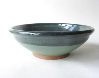 Pottery Fruit Bowl  Serving Bowl
