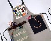 Billy - worker boy apron