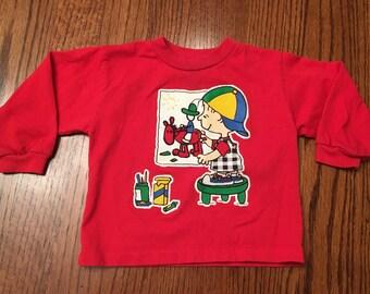 Linus T-Shirt 2T