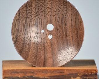 Diz - three hole - Black Walnut