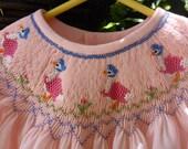 Jemima Puddle-Duck Bishop dress
