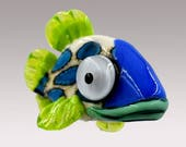 Aardvark's SMITTY The Spotted Shovelnose Fish Bead