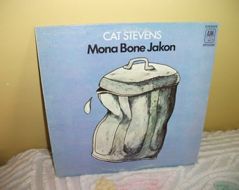 Cat Stevens Mona Bone Jakon Vinyl Record Album NEAR MINT condition