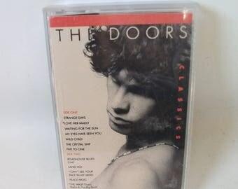 The Doors Classics Cassette Tape