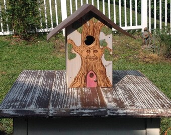 Enchanted Birdhouse