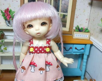 Mushrooms Dress for Pukipuki