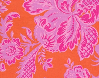 Honey Child, Danielle - Orange - Jennifer Paganelli - JP45100% Quilters Cotton Available in Yards, Half Yards and Fat Quarters