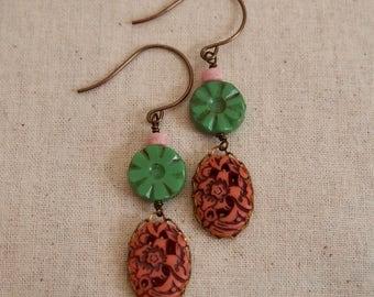 Mei. Oriental Series Earrings