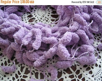 holiday sale New  scarf, hand made, lavender/lilac
