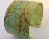 "Custom 1.5"" cuff for Lori - Truro - Pamet River - Cape Cod Massachusetts"