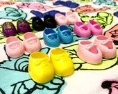 Strawberry Shortcake Shoes 2nds lot listing