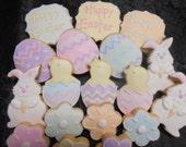 Easter Cookies - 18 Cookies
