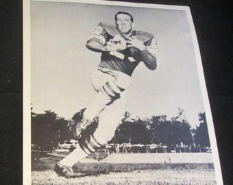 Tommy Mason 8x10 Press Photo Vintage 1960's Minnesota Vikings