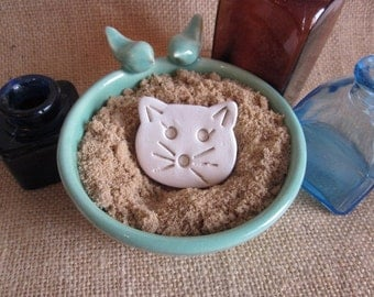 Kitty Brown Sugar Keeper sugar softeners Sugar keeper Brown Sugar Saver Essential oil disk