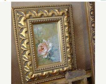 ON SALE Gorgeous High End Vintage French Wooden Frame