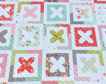 Tansy PDF Quilt Pattern #121