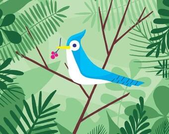 Bluejay - Canadian Bird
