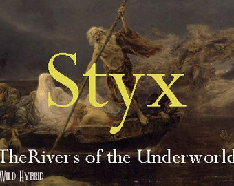 Styx perfume oil - 5ml Water, vetiver, almond, spiced rum, coconut and cassia