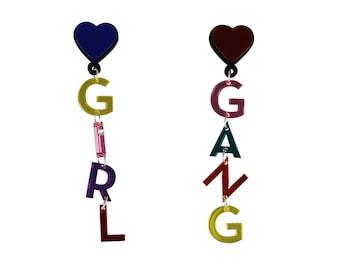 Girl Gang Earrings