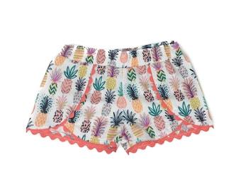 girl shorts + summer + Coachella