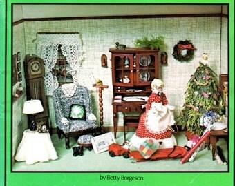 Mini Treasures Maxi Pleasures Doll House Furnishings Room Box Parquet Floor Bath Nursery Closet Dining Living Kitchen Craft Pattern Magazine