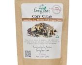 Cozy Clean DETOX Artisan Organic Loose Leaf Tea by Cozy Leaf