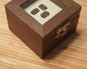 Coffee Bean box