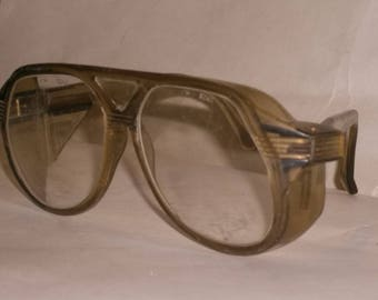 Retro Allsafe Goggle  Industrial Workplace Safety Glass