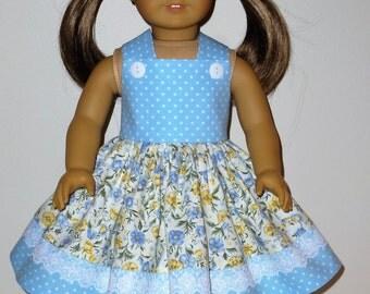 Jumper Dress for 18 inch American Girl