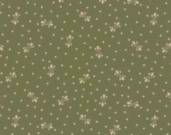 Green Reproduction,per 1/2 yd, Marcus Bros., # 1693-0114 -