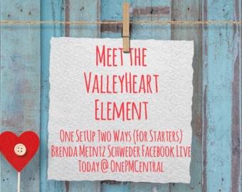 LIVE-PT-VH-Download--16Feb17 Show--ValleyHeart Element I Brenda Meintz Schweder Live Video: Now Thats a Jig! by Brenda Schweder.
