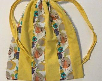 Reusable Drawstring Gift Bag No Waste Produce Bag