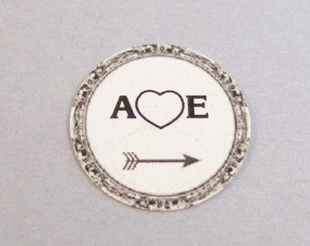 Add On,Add a note to the inside of the locket,Heart,Initials,ARrow,Arrow jewelry,Love Note,Love Locket,Love,Love,Initials,Add a note,