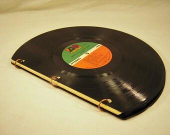 Vinyl 33LP Record sketch book / journal- Crosby Stills Nash Young / Moody Blues