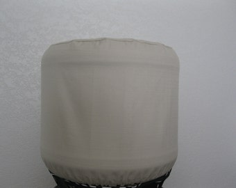 Energy Saver Bottle Cover-Beige Dispenser Cover-3 gallon Water Cover