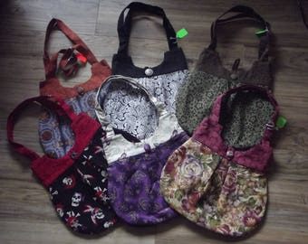 Hand Made Purses or Bags, Black and White Bag, Skulls  Purse, Colorful Purses, Colorful purses, Handbags
