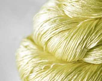 Freshly squeezed lemons - Silk Lace Yarn