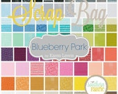 Blueberry Park - Scrap Bag Quilt Fabric by Karen Lewis for Robert Kaufman