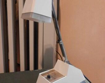 White Lamp mini Folding Retro Light adjustable reading