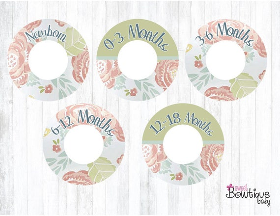 Levtex Baby Charlotte Closet Dividers