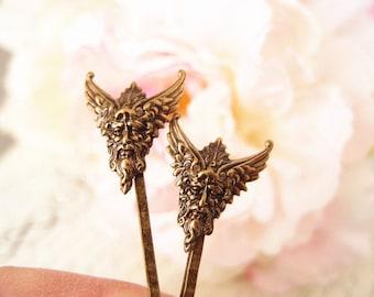 Greek Goddess bobby pins-medieval-shabby chic-steampunk-Victorian V054