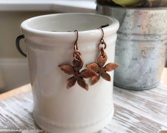 Starflower Earrings
