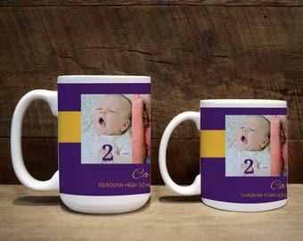 Mug, graduation gift, graduation, graduation mug, Graduate, Graduate mug, custom mug, custom coffee mug, custom mugs, 2018 grad
