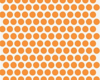 Organic COTTON Mod Basics 2 - Dottie Color/Orange