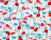 Bible Cover Flamingoes
