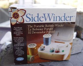 Wrights Sidewinder Portable Bobbin Winder