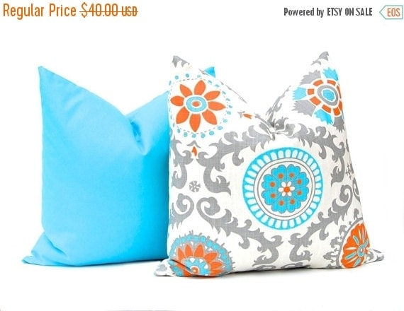 Decorative Pillow Covers 22 X 22 : 15% Off Sale Throw Pillow Covers 22 x 22 by CompanyTwentySix