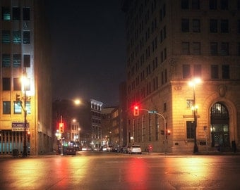 Downtown Drizzle