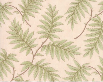 Poetry - Fern in Blush by 3 Sisters for Moda Fabrics
