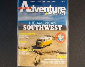 American Southwest Postcards Set (6)